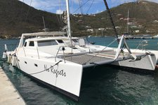 A Luxurious Catamaran out of the BVIs! Captain
