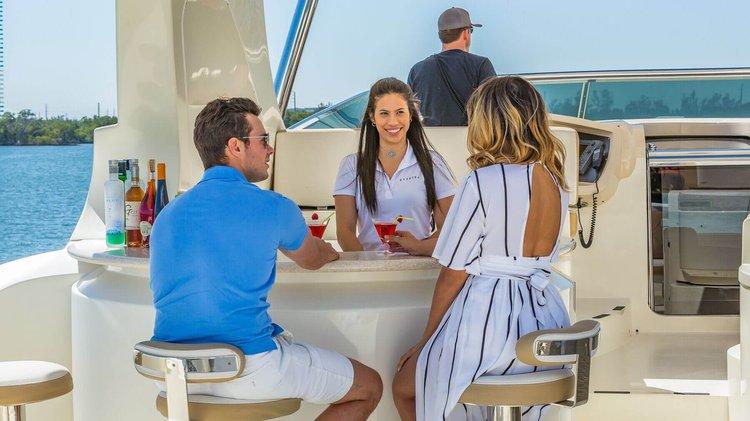 Boat rental in Aventura, FL