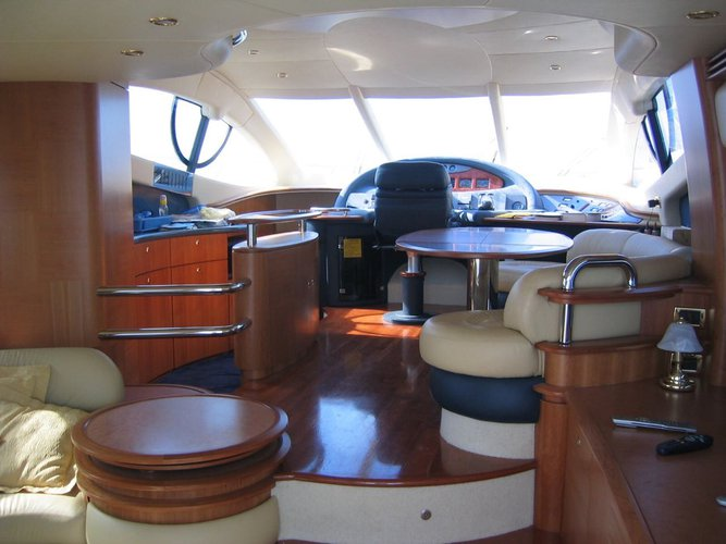 Boat for rent Azimut 55.0 feet in Cartagena, Colombia
