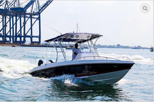 Bravo 290 - Amazing center console available for charter in Cartagena,Colombia