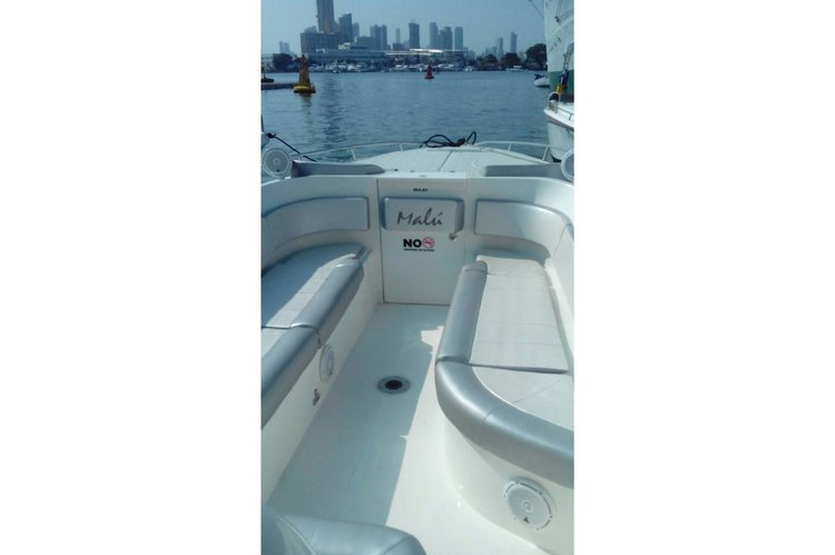 Boat for rent BRAVO 41.0 feet in Cartagena,