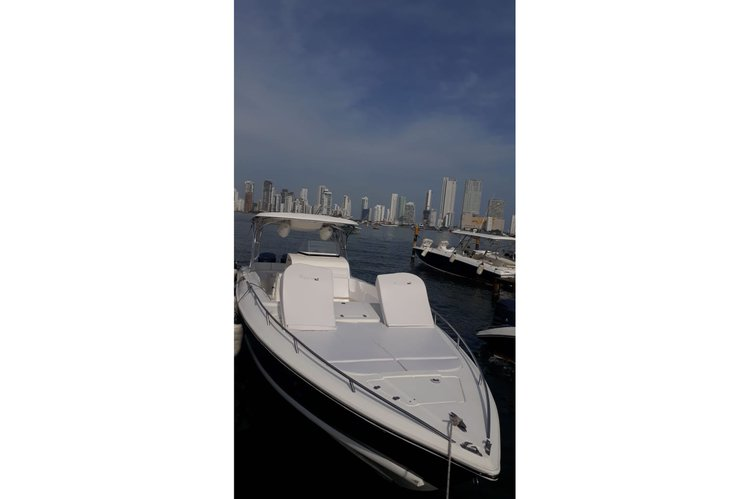 Boat rental in Cartagena,