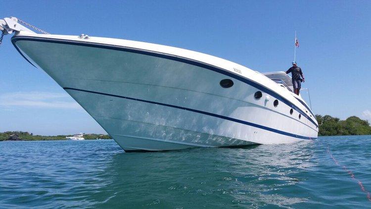 CHEROKEE's 61.0 feet in Cartagena