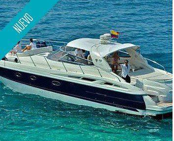 This 51.0' Cranchi cand take up to 12 passengers around Bolívar