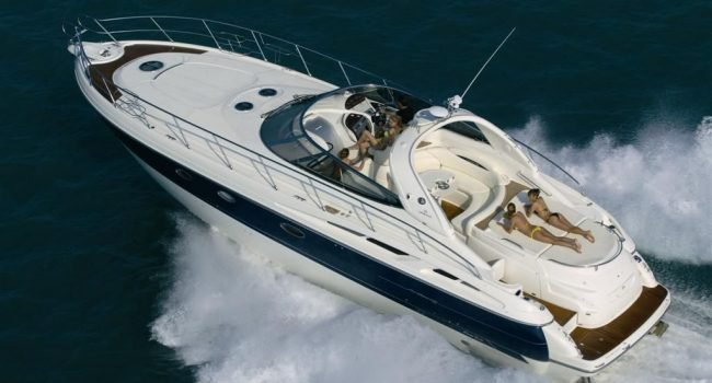 Charter 51' luxurious moor yacht in Cartagena, Colombia