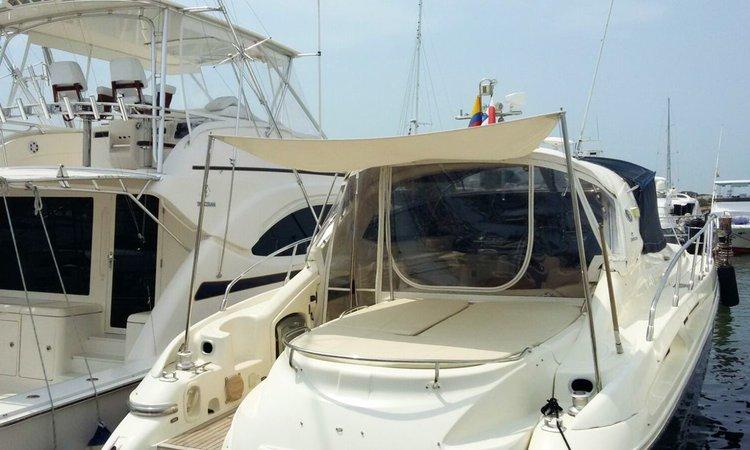 Boat for rent Cranchi 51.0 feet in Marina Santacruz,