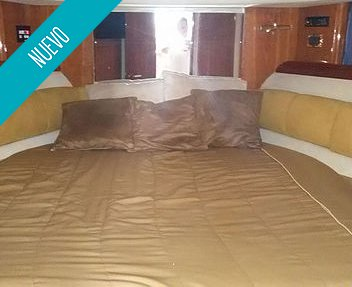 Discover Bolívar surroundings on this Custom Cranchi boat