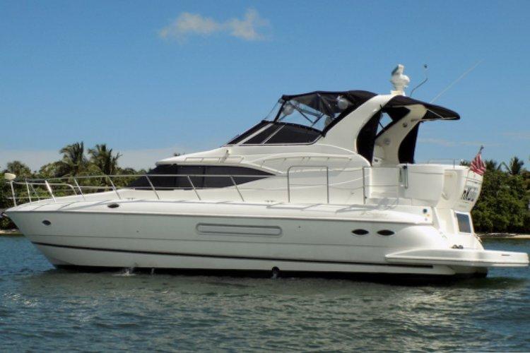Motor yacht boat rental in Sea Isle Marina & Yachting Center, FL