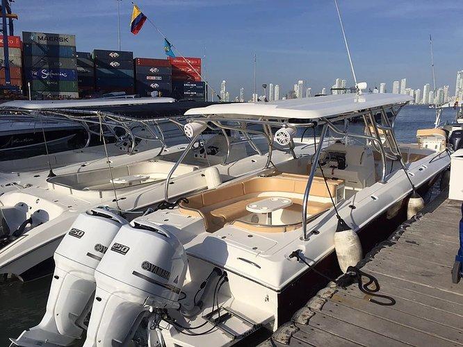 Custom's 38.0 feet in Bolívar