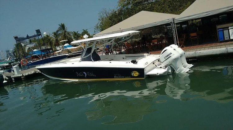 Boat rental in Bolívar,