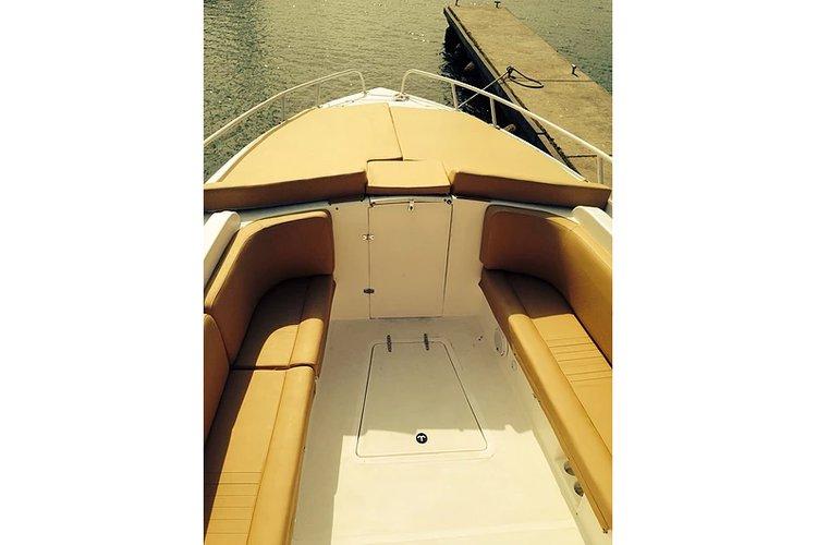 Boat for rent Custom 42.0 feet in Marina Santacruz, Colombia
