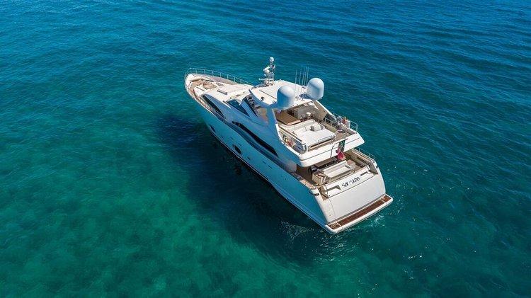 Boat for rent Ferretti 97.0 feet in Haulover Marina,