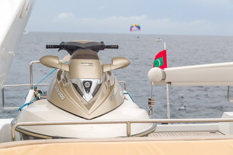 Boat rental in Male,