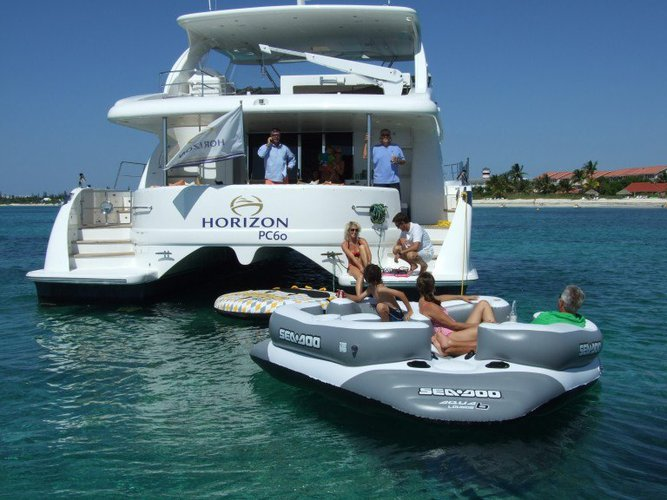 Catamaran boat rental in Nanny Cay Marina, British Virgin Islands