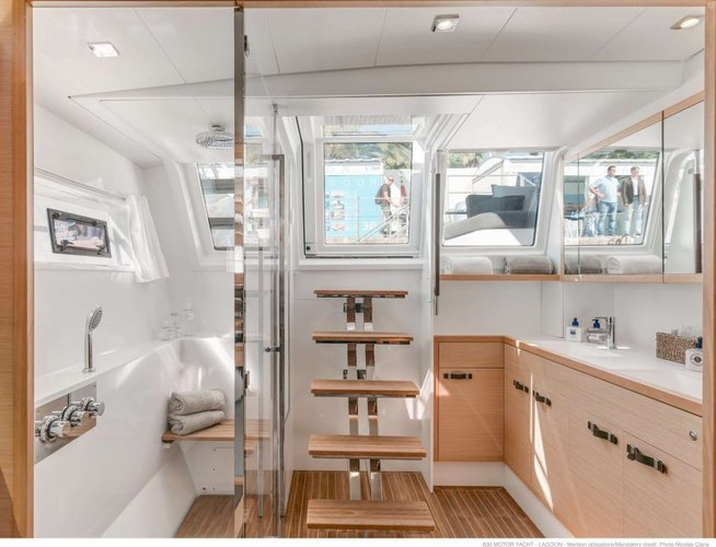 Boat for rent Lagoon 63.0 feet in Nanny Cay Marina, British Virgin Islands