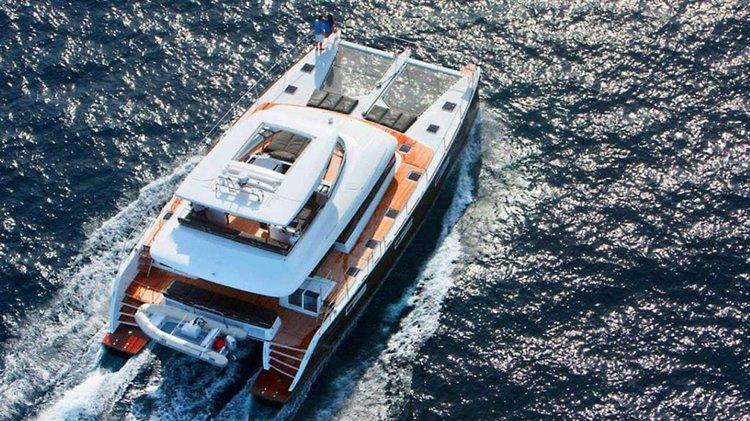 Boat for rent Lagoon 64.0 feet in Nanny Cay Marina, British Virgin Islands