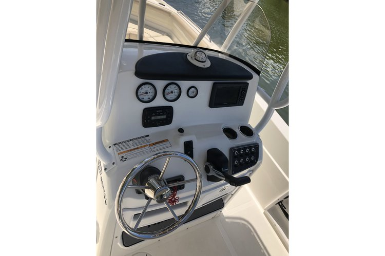 Boating is fun with a Center console in Bradenton