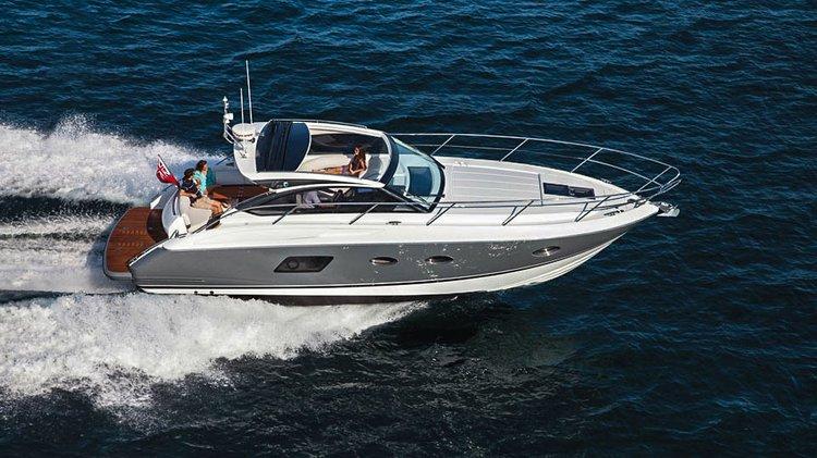 Princess V39 Motor Yacht for charter in Phuket