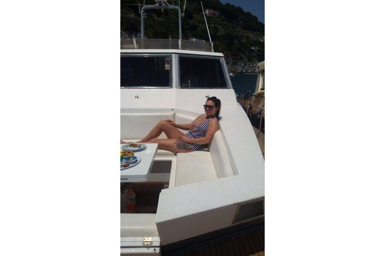 Boat rental in Salerno (Italy),