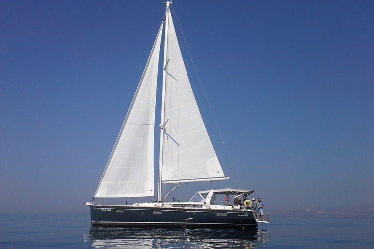 Boat for rent Beneteau 48.0 feet in ACI Marina Split, Croatia