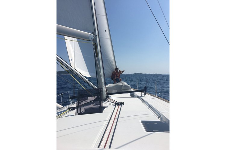 Beneteau's 48.0 feet in Split