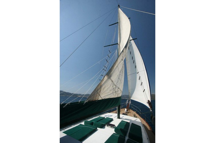 Custom Built's 60.7 feet in Marmaris
