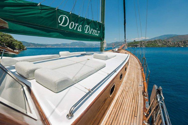 Boat for rent Custom Built 60.7 feet in Marmaris, Turkey