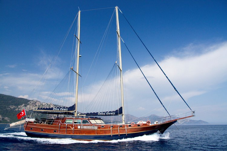 Boat for rent Custom Built 95.01 feet in Marmaris, Turkey