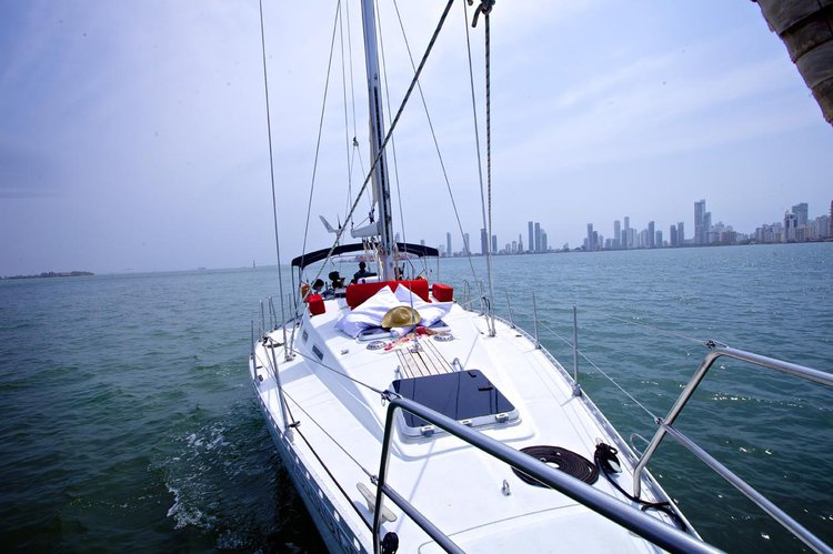 CHARTER IN THE CARIBBEAN SEA