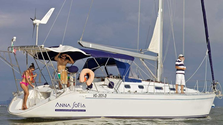 DROMOR's 44.0 feet in Cartagena