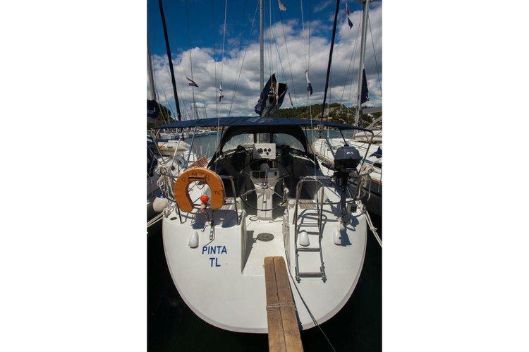 Set your dreams in motion in Sibenik, Croatia aboard Harmony 47