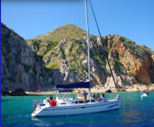 Sloop boat for rent in Cabo San Lucas