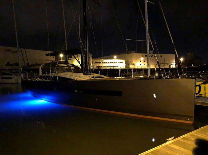 Charter 64' amazing cruising monohull in British Virgin Islands