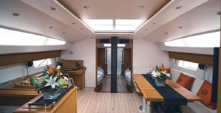Boat for rent Jeanneau 65.0 feet in Nanny Cay Marina, British Virgin Islands