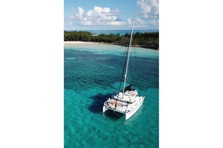 Boat for rent Lagoon 51.0 feet in Nanny Cay Marina, British Virgin Islands