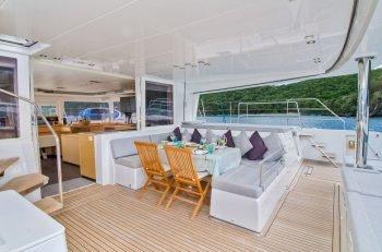 Boat for rent Lagoon 56.0 feet in Nanny Cay Marina, British Virgin Islands