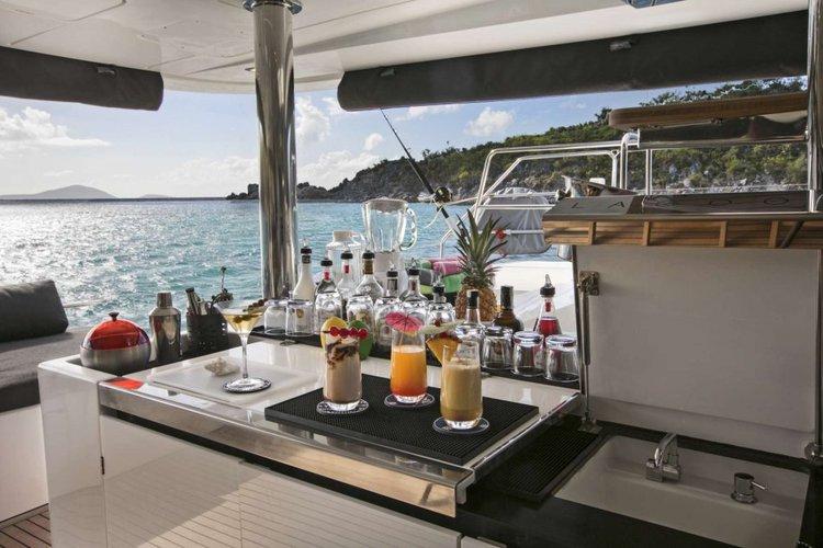 Boat for rent Lagoon 62.0 feet in Nanny Cay Marina, British Virgin Islands