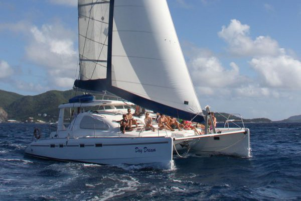 Enjoy Sailing aboard Leopard 43 in Tortola, British Virgin Islands