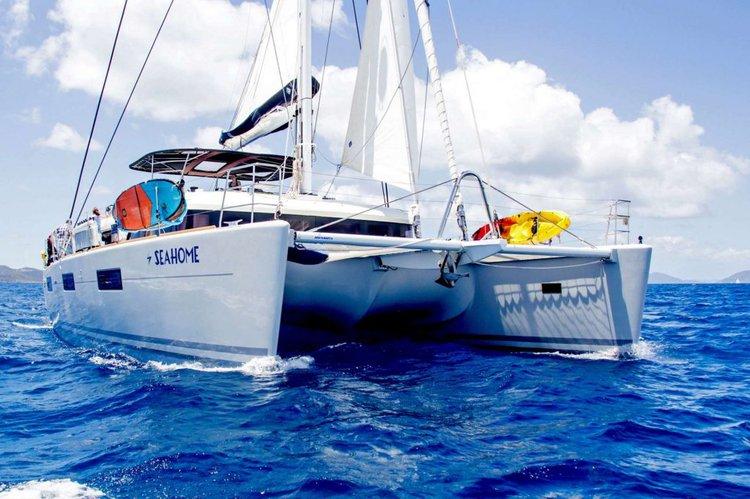 62.0 feet Seahome in great shape