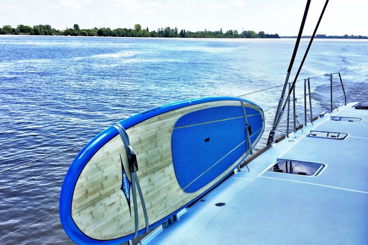 Boat for rent Seahome 62.0 feet in Nanny Cay Marina, British Virgin Islands