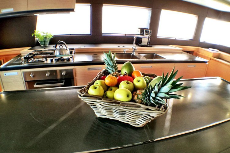 Discover Road Town surroundings on this 62 Seahome boat