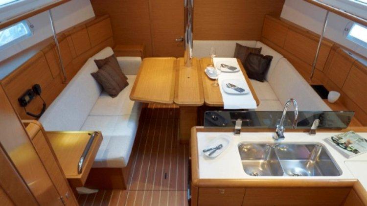 Sloop boat for rent in Tortola