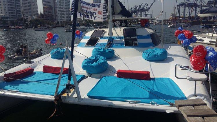 Boat for rent Wildcat 37.0 feet in Cartagena, Colombia