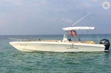 Set your dreams in motion in Cartagena,  Colombia aboard Cigarrete 29