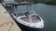 Stylish 21' Bowrider available for charter in Cartagena,Colombia