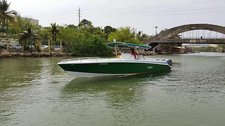 Have ultimate fun in Cartagena, Colombia aboard 38' motor boat