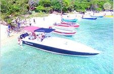 Enjoy the wonderful beauty in Santa Marta aboard Scarab 38