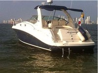 Indulge in luxury aboard Sea ray 350 in Cartagena,Colombia