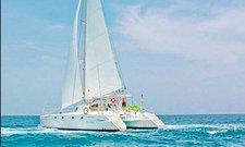 Set sail  in Cartagena, Colombia aboard 43' cruising catamaran