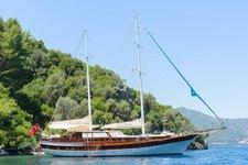 AZRA Deniz Luxury Gulet with AC in TURKEY
